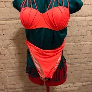 Bikini Cupshe size L